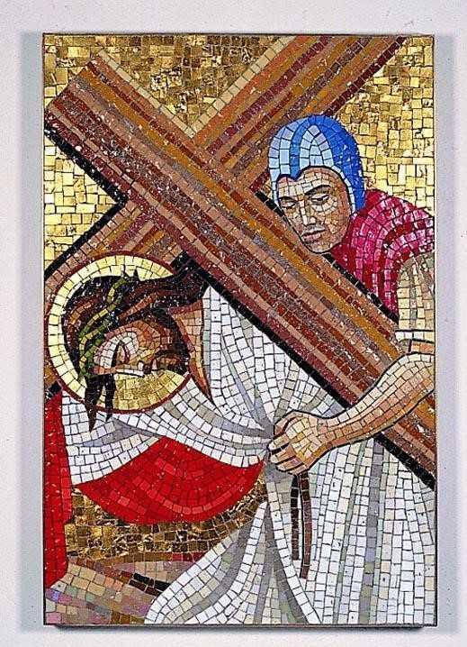 Крестный путь с размышлениями Св. Иоанна Павла II. 7