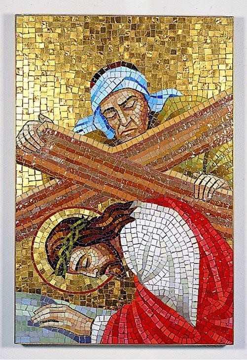 Крестный путь с размышлениями Св. Иоанна Павла II. 9