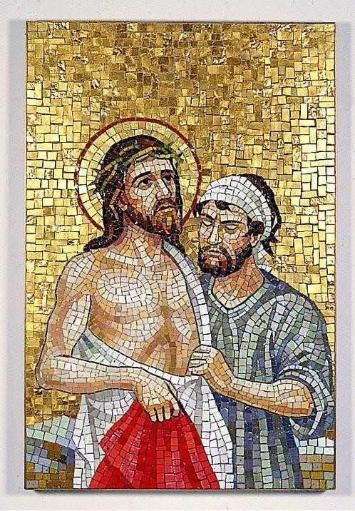 Крестный путь с размышлениями Св. Иоанна Павла II. 10