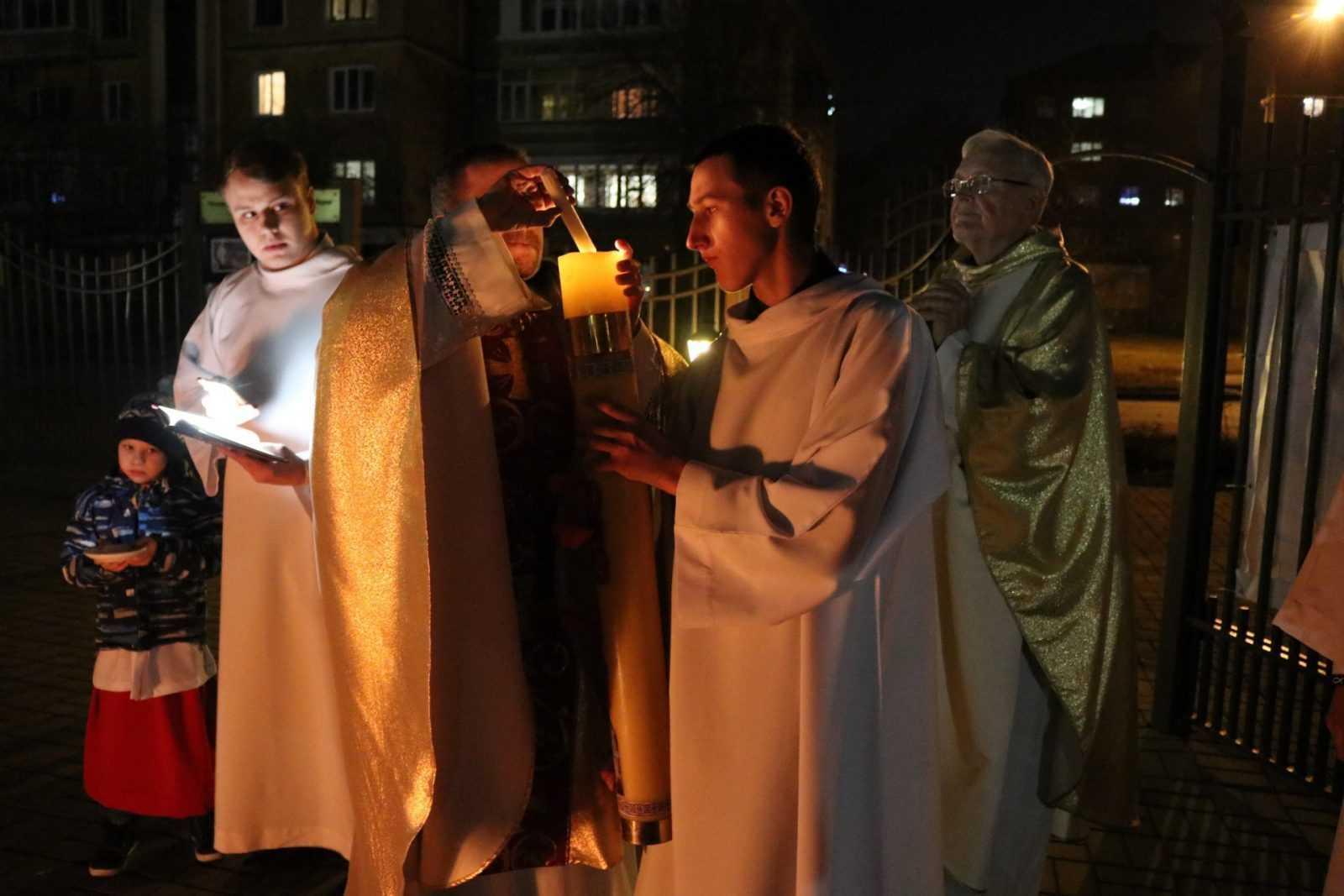 Навечерие Пасхи в святую Ночь 2