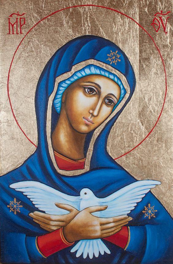ПЯТЬ МИНУТ В ДЕНЬ С ДЕВОЙ МАРИЕЙ  — ДЕНЬ 31: Бояться чего?