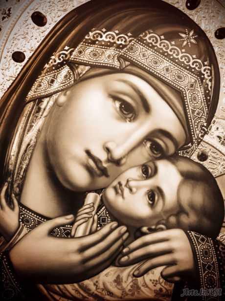 ПЯТЬ МИНУТ В ДЕНЬ С ДЕВОЙ МАРИЕЙ — ДЕНЬ 27: Только миг, и Мария!