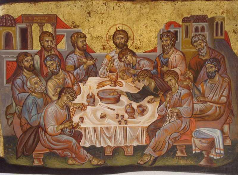 19 МАЯ — 5 воскресенье Пасхи