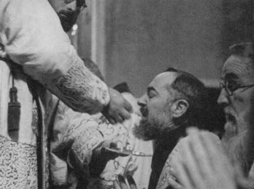 Молитва после Святого Причастия