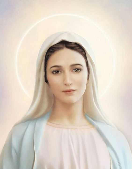 ПЯТЬ МИНУТ В ДЕНЬ С ДЕВОЙ МАРИЕЙ — ДЕНЬ 26: Красавица! Красавица!