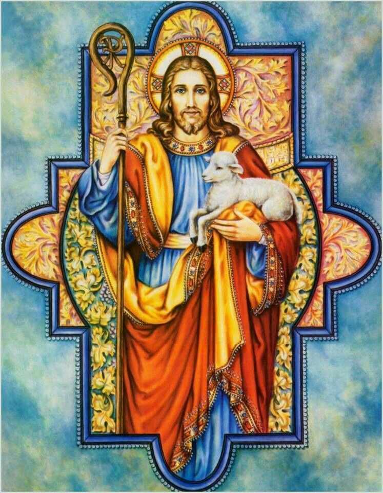 12 МАЯ 4 воскресенье Пасхи (воскресенье Доброго Пастыря)