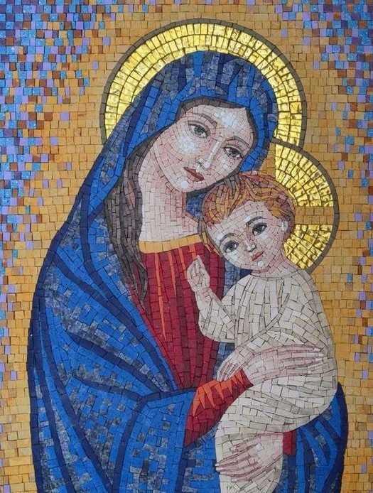 Молитвы Пресвятой Деве Марии