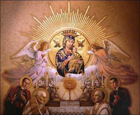 История Иконы Матери Божией Неустанной Помощи