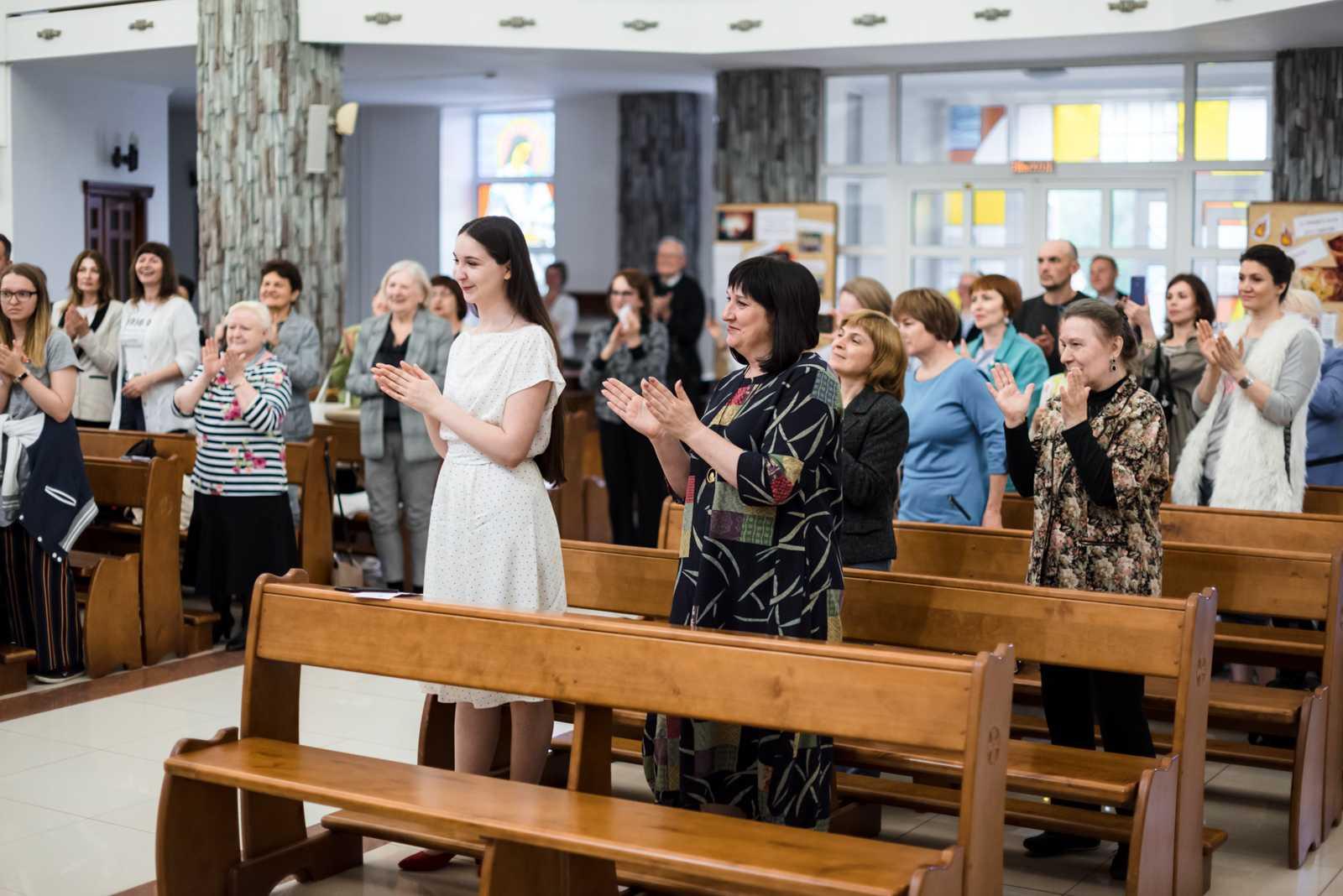 15. июня прошел концерт Достойно есть 24