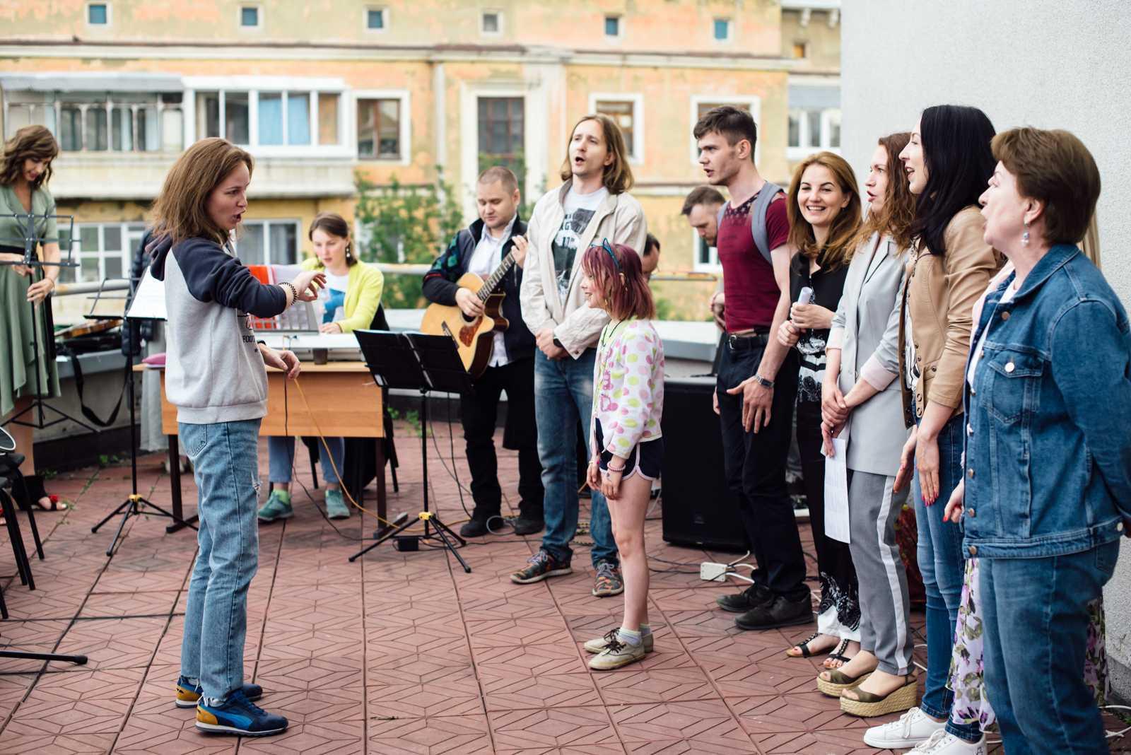 15. июня прошел концерт Достойно есть 30