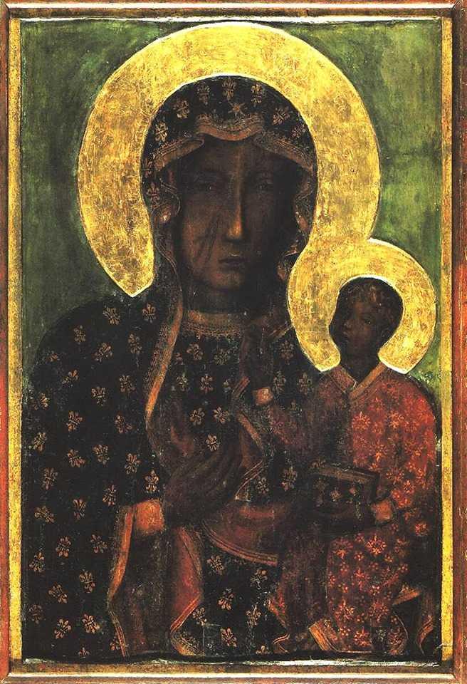 Пресвятая Дева Мария Ченстоховская