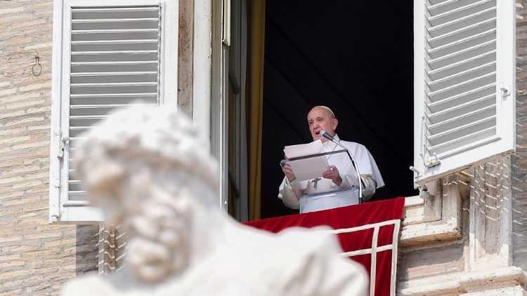 Слово Папы Франциска в 22-е Рядовое воскресенье.