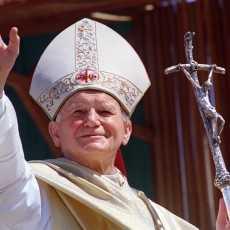 18 мая исполняется 100 лет со дня рождения Св. Папы Иоанна Павла II.