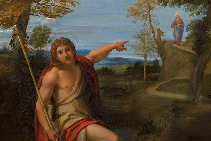 1. Новые начинания с Иоанном Крестителем