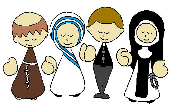 Молитва о святости людей посвященной Богу жизни