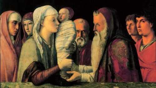 Сретение Господне глазами Симеона и Анны
