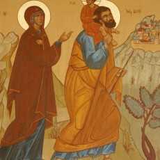 НОВЕННА К СВЯТОМУ ИОСИФУ День III