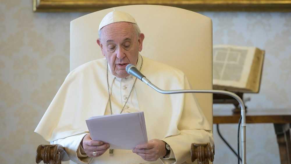 На общей аудиенции в среду 25 марта Папа Франциск напомнил об актуальности энциклики «Evangelium vitae»