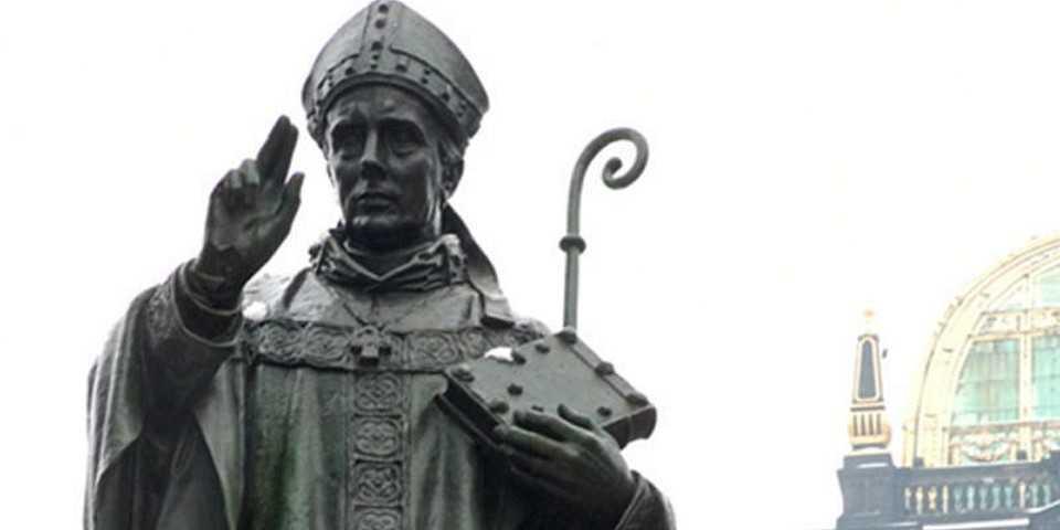 Святой Адальберт Пражский, епископ и мученик. Память