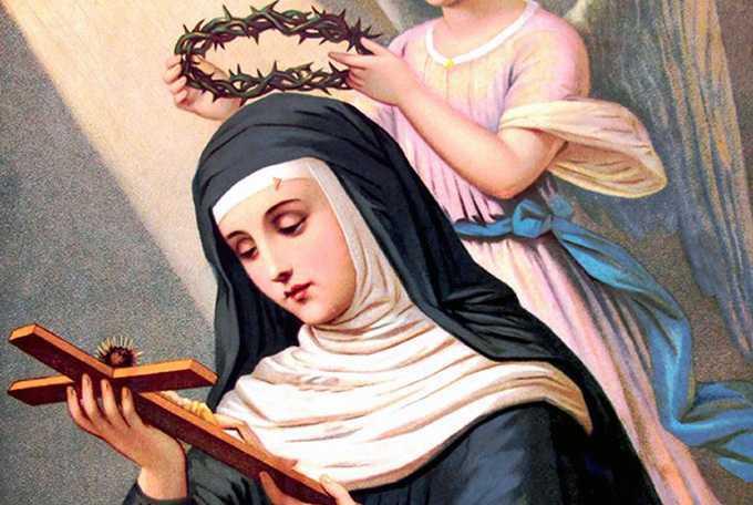 22 мая — св. Рита Кашийская