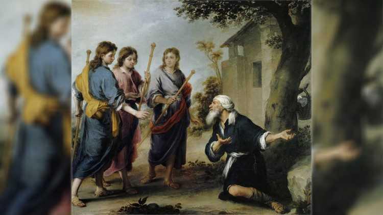 Папа: молитва — это также и дискуссия с Богом