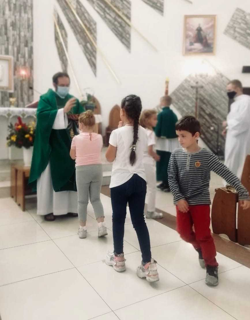 Благославление детей 1