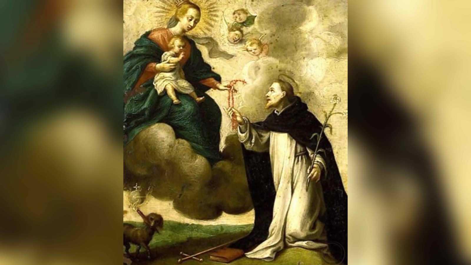 Святой Доминик, день памяти 8 августа