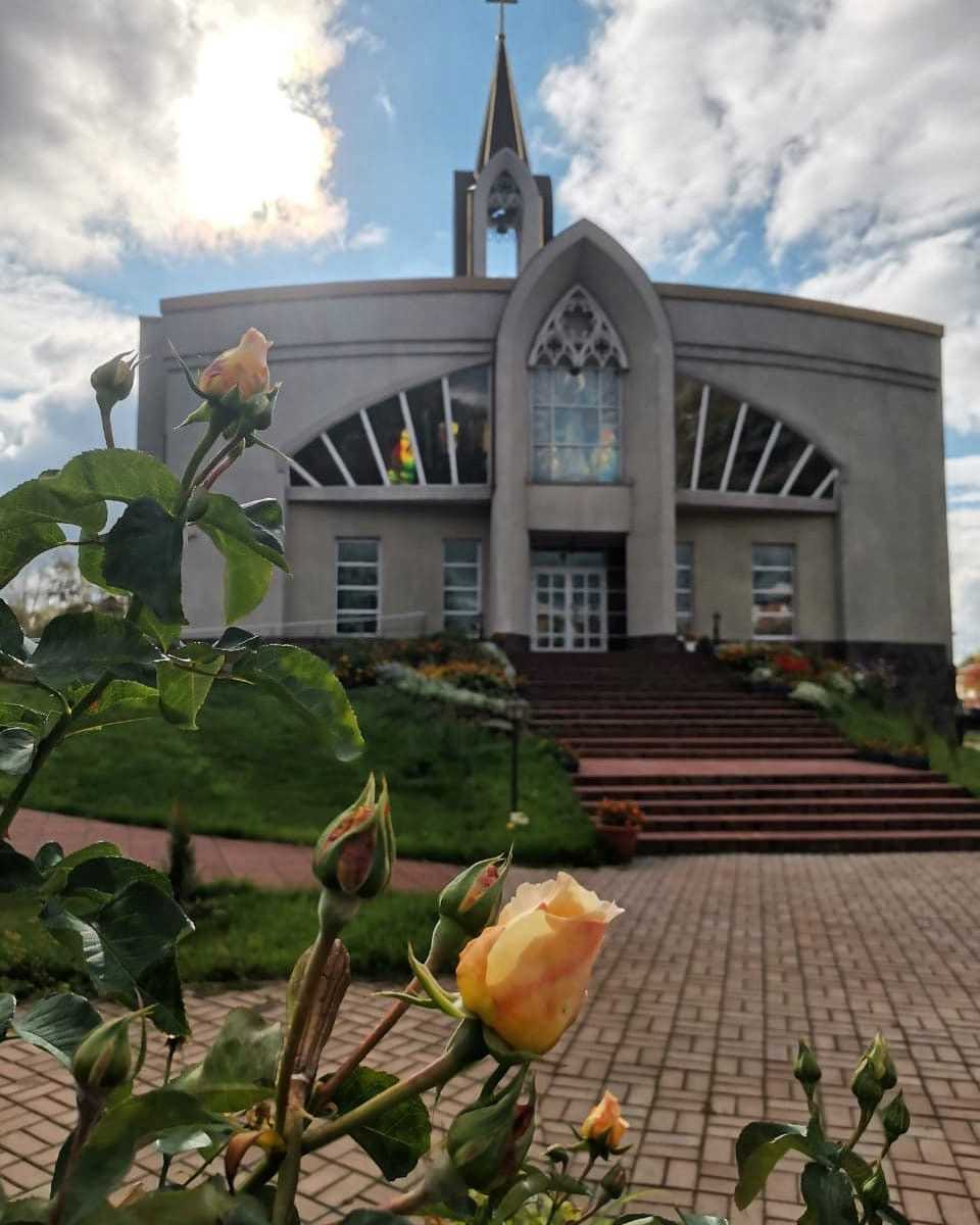11-я годовщина освящения храма в Кемерово