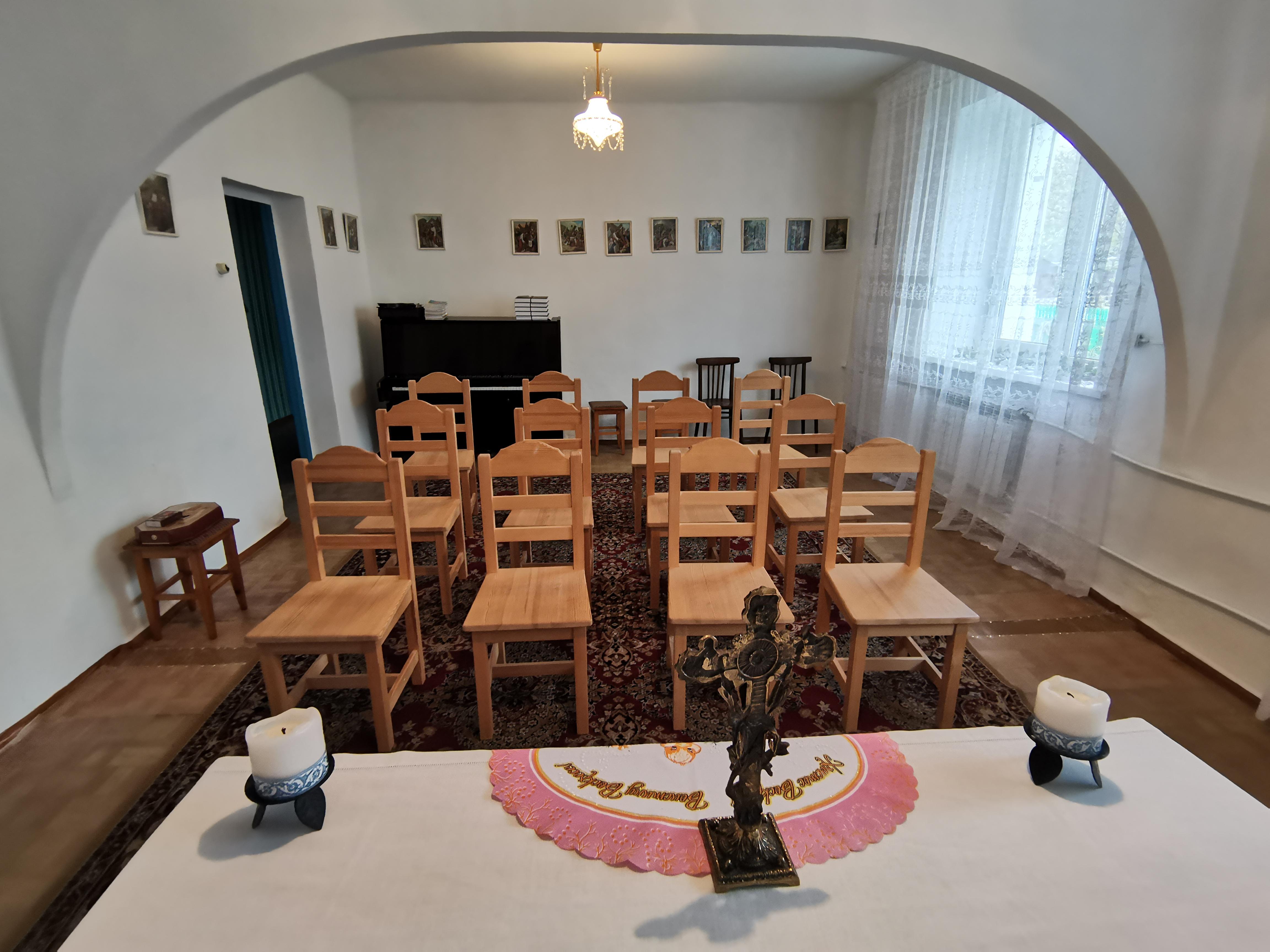 Община Святой Терезы из Лизьё г. Анжеро-Судженск