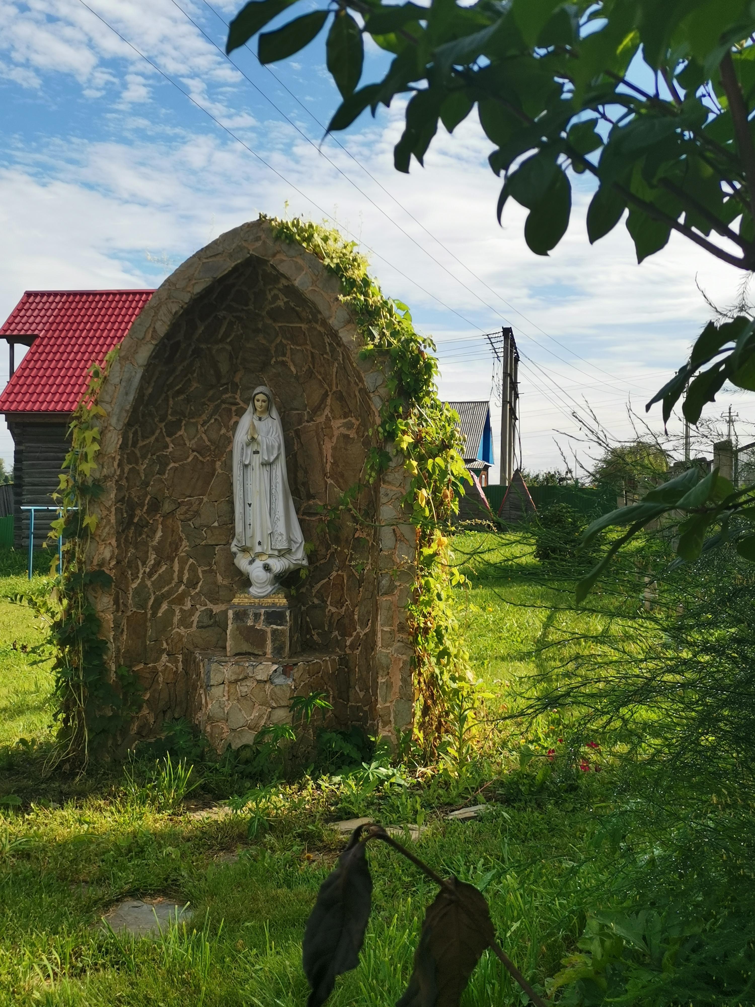 Приход Святого Семейства пгт Яшкино 8