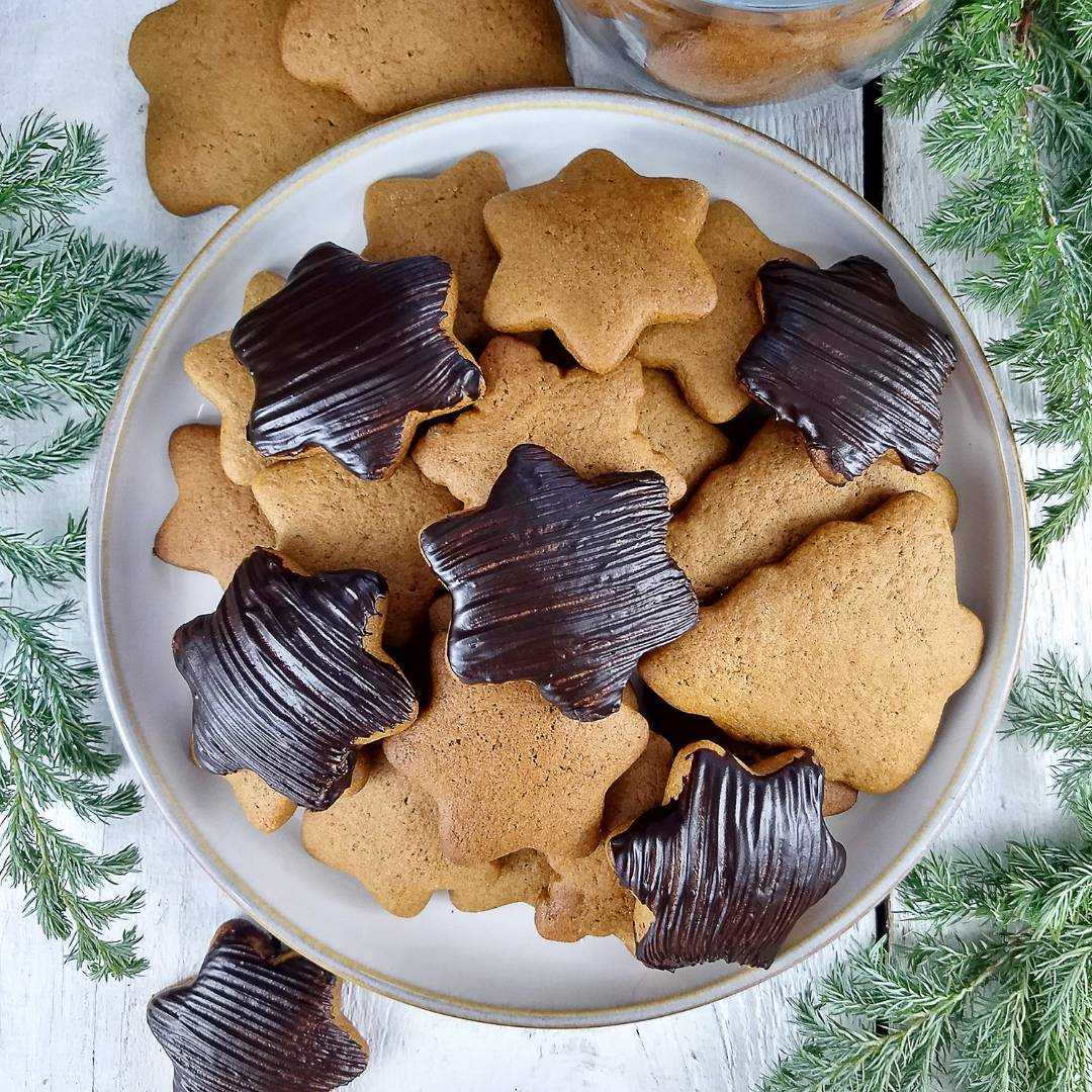 Рецепт рождественских пряников