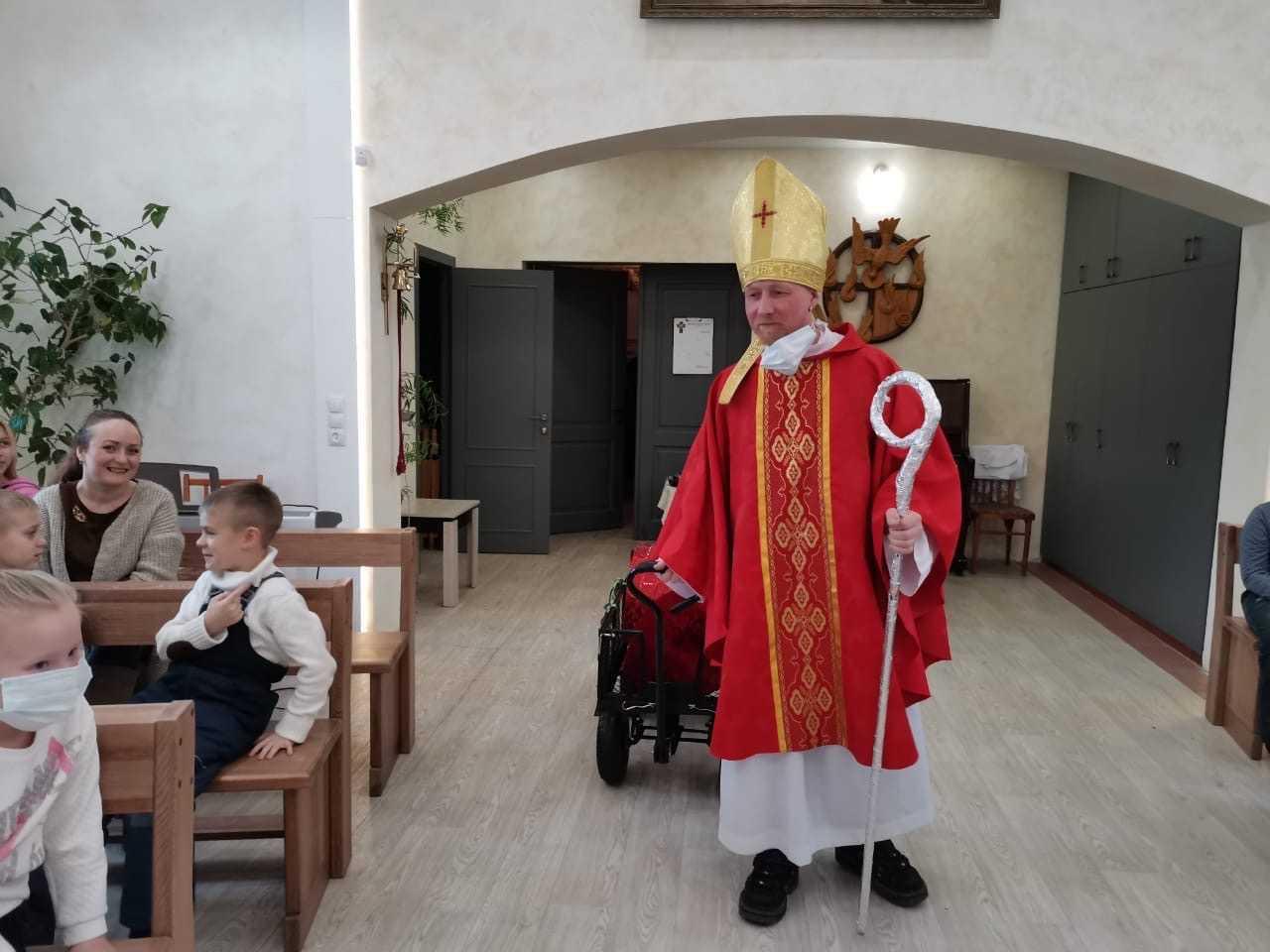 Святой Николай – «покровитель дара человека человеку»