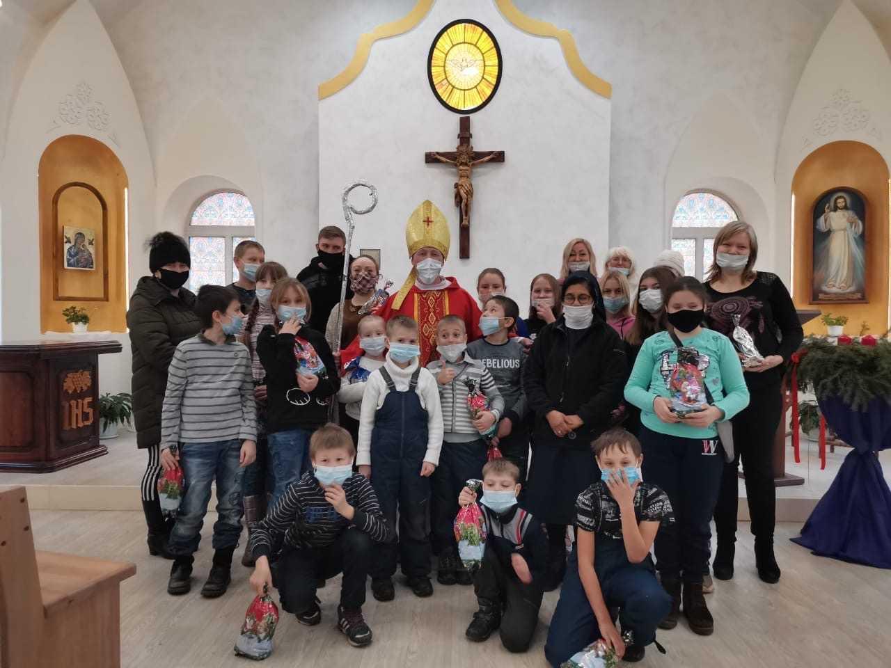 Святой Николай – «покровитель дара человека человеку» 2