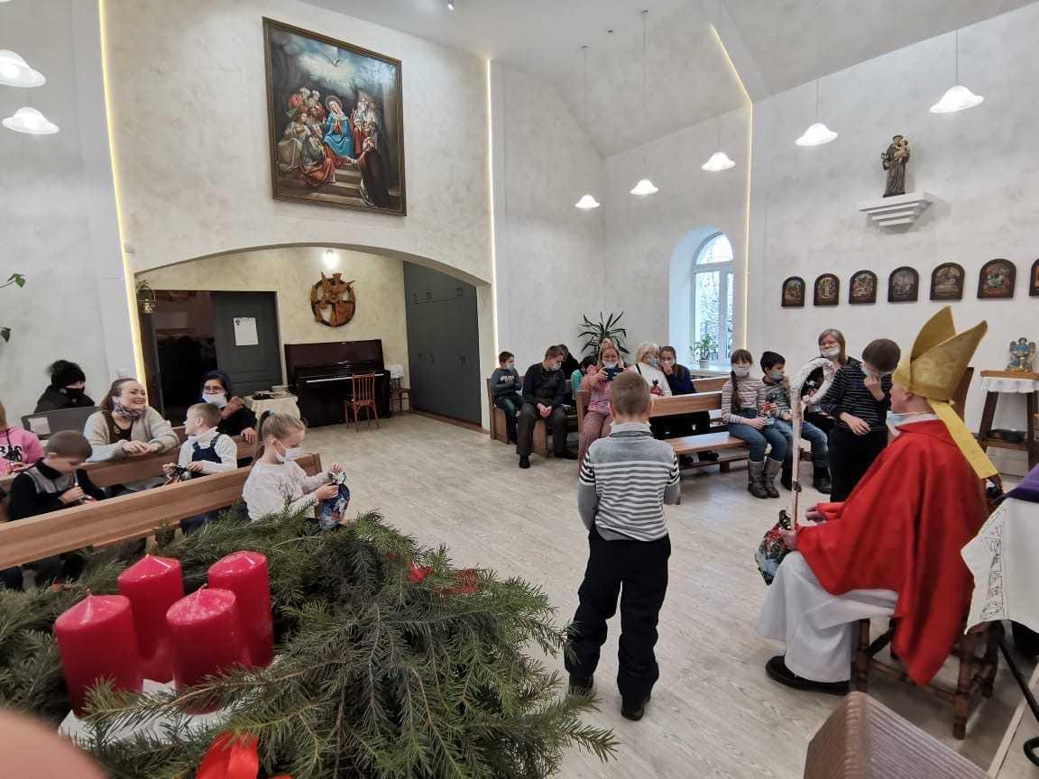 Святой Николай – «покровитель дара человека человеку» 4