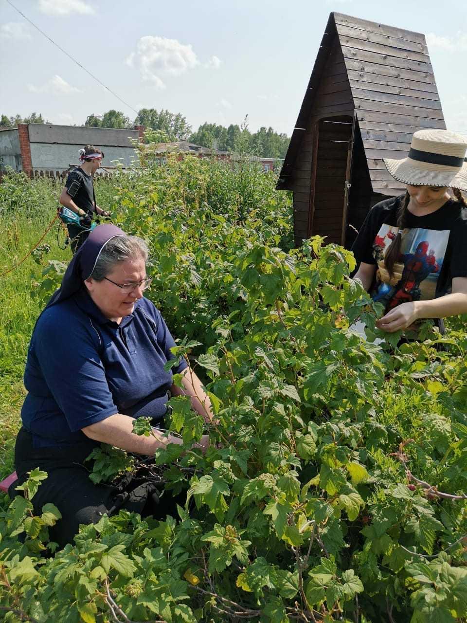 30 лет служения в России 2