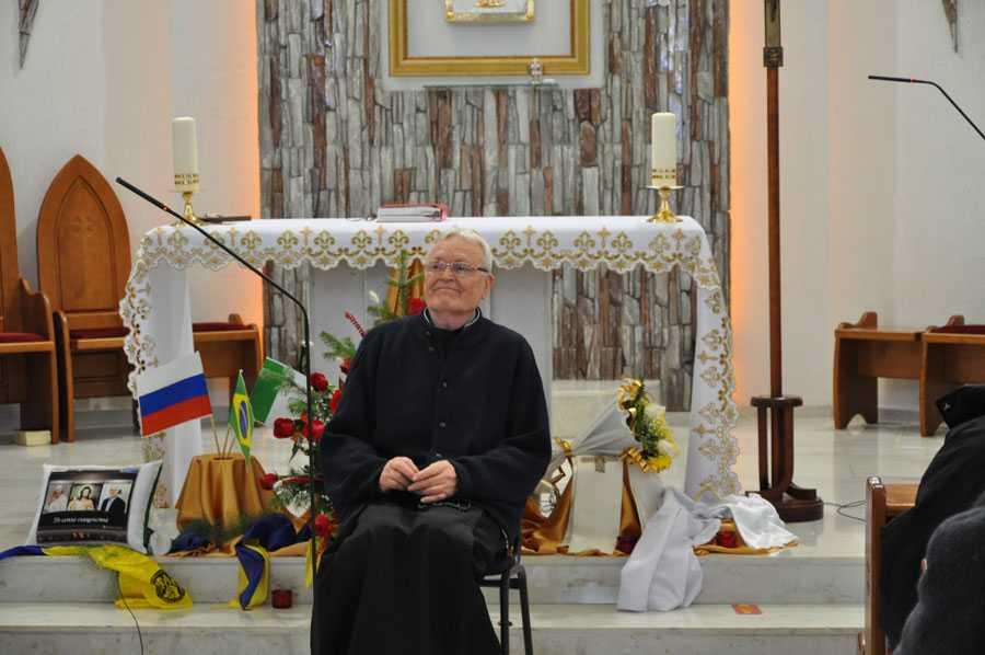 59 лет священства о. Энтони