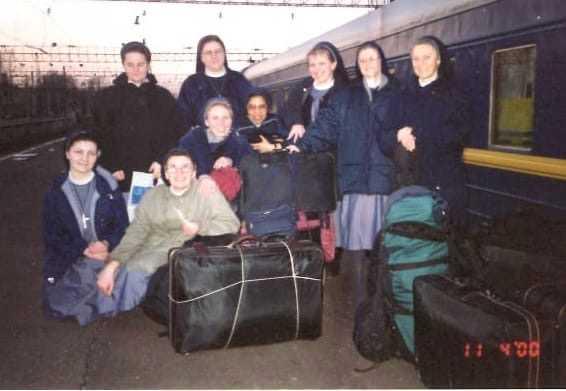 30 лет служения в России 9