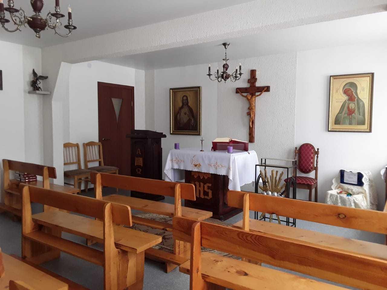 Приход Святейшего Сердца Иисуса в Георгиевке