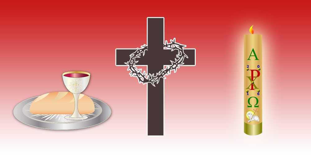 Празднование Пасхального Священного триденствия
