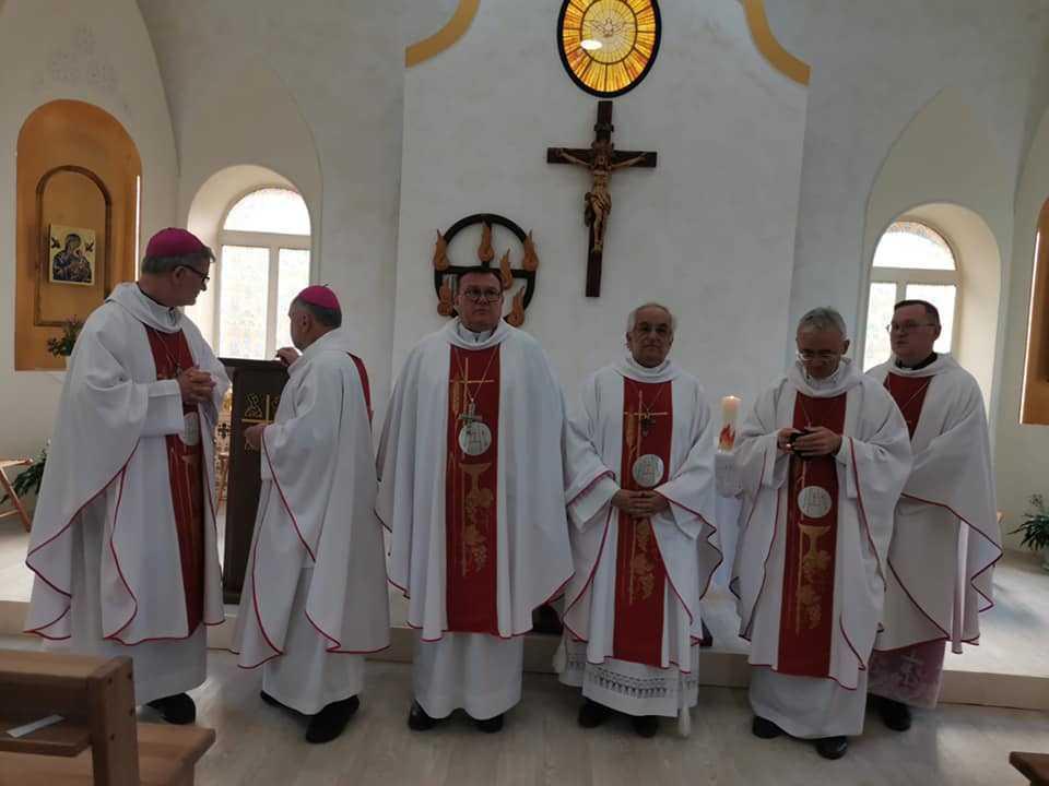 Празднование 30 лет свободы вероисповедания в Юрге